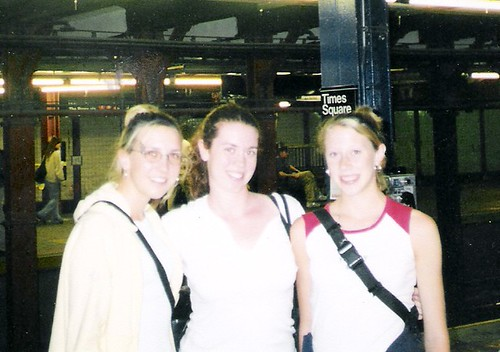 Tess, Maggie, Sarah - June 2001