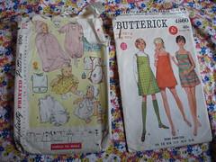 "New Vintage patterns project  ""for sale"" (bitterbethany) Tags: craft vintagepattern bitterbetty newvintagewardrobe handmadeparade"