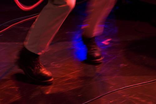 Ted's Feet