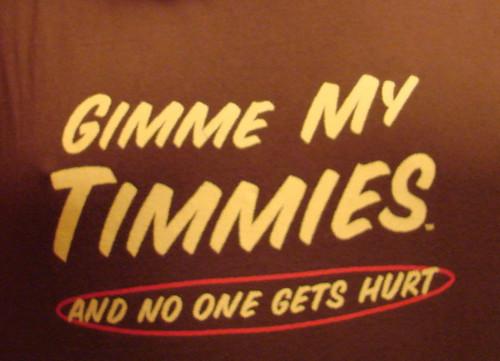 Timmies T-Shirt