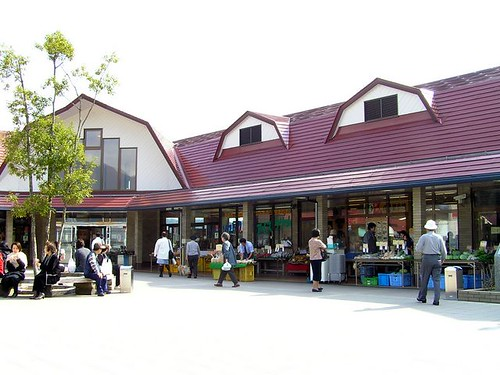 朝霧高原道の駅