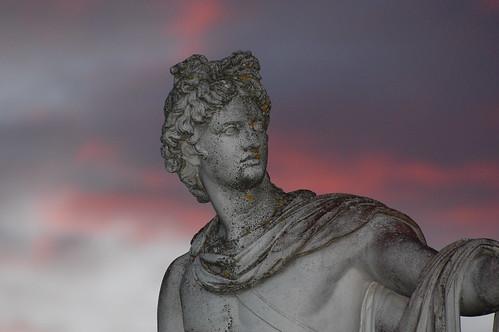 Apollo statue 2