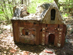 Fairy Village house (kimmzy) Tags: middlebury fairy legends minihouse