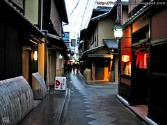 Kyoto, Pontocho