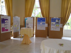 Poster Session (jepoirrier) Tags: poster session orangerie