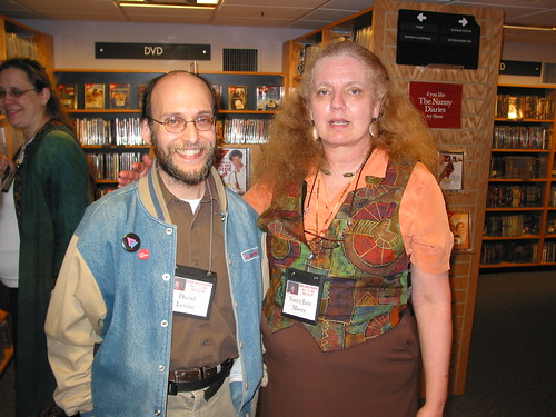 david levine and nancy jane moore