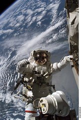 Released to Public: Astronaut Robert L. Curbeam, Jr., STS-116 Spacewalk (NASA)