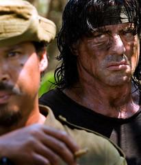 Primeras fotos de 'John Rambo' (Rambo IV)