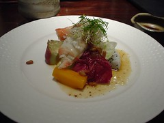 [吃] 牡丹園 (2)_松葉蟹沙拉