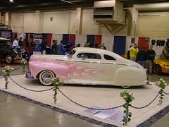 2006 Grand National Roadster Show (ATOMIC Hot Links) Tags: wild slick cool flames h hotrod sled carshow hotrods kool nhra slicks ldsled