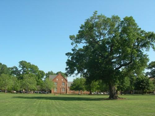 Oliver-Barnard Hall