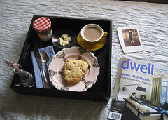 (duchamp blinks) Tags: anthropologie breakfastinbed manet bonnemaman myeverydaylife dwellmagazine mademoisellevinthecostumeofanespada