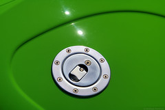 (Andreas Reinhold) Tags: abstract green bug volkswagen curves beetle lid kfer fusca type1 fastener