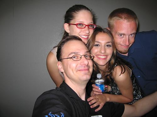 michael, gloria, melissa and mike