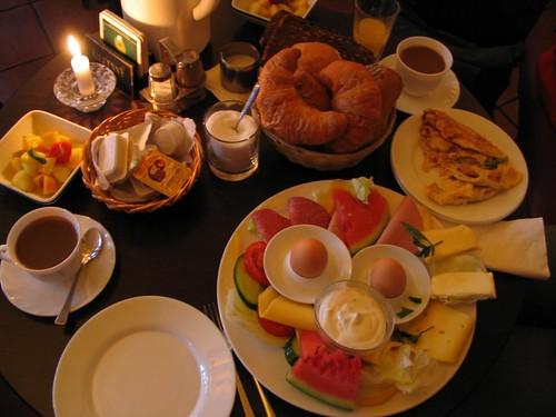 Lecker Frühstück Frank und Frei in Hamburg, Schanzenstraße