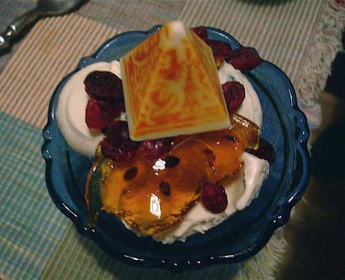 C's dessert