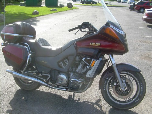 83 Yamaha Venture XVZ1200,motorcycle, sport motorcycle, classic motorcycle, motorcycle accesorys