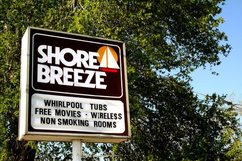 shore breeze