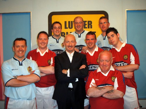 Soccer AM clips: Ian Holloway and his chickens
