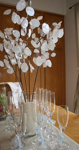 Bridal Shower Centerpiece I 39m not in the wedding party this upcoming