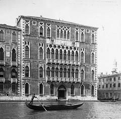 Venice, Italy - Palazzo Foscari