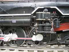 08 飛鳥山公園 04.蒸気機関車の肉体美