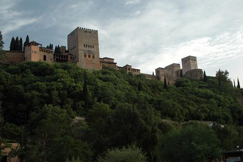 En Málaga que castillos podemos visitar