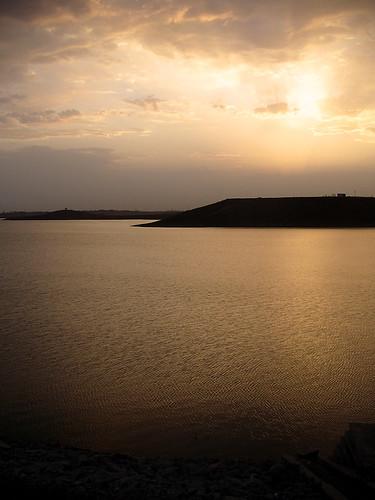 Un des lacs de Bhopal