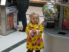 Sienna (steve_jay) Tags: sienna bubblegum raincoat bankholiday