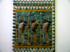 Susa Palace Relief - by oligopistos