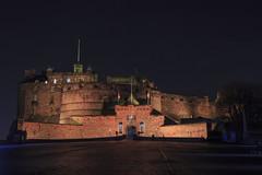 Edinburgh Castle (Eastern Davy) Tags: edinburghcastle oldtown cityofedinburgh edinburgh scotland canon 24105 70d nightscene historicscotland history outdoor