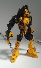 Hanzok, Makuka agent (Crimson-eyed-sermon) Tags: bionicle bioniclemoc moc lego scorpion mortal kombat