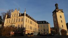 Schloss Sayn - Wandern auf dem Saynsteig