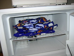 Lent (Ben Herring) Tags: fridge mini cadbury eggs