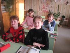 Примерные ученицы 5а класса