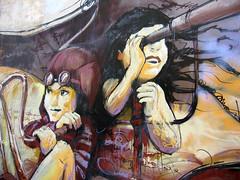 El nio de las pinturas V (Diodoro) Tags: espaa streetart graffiti spain urbanart granada elniodelaspinturas arteurbano