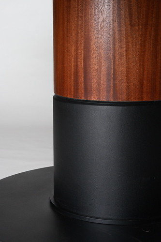detail :: Steel Pedestal ©Table Base