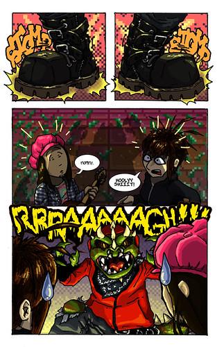 Hardcoreasaurus - Page 2