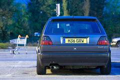 200704_4498 (cybertect) Tags: uk car vw golf volkswagen reading unitedkingdom mk2 gti berkshire canoneos5d canonef70200mmf28lisusm noricecom noricemeets