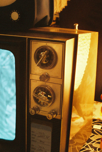 Television by largeprime @ Flickr.com