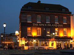 The Spice Island Inn at Old Portsmouth (david.nikonvscanon) Tags: world camera original night digital photoshop photography photo search saturated nikon photographer image harbour postcard creative commons icon images photograph luck lucky pixel creativecommons saturation surprise dp portsmouth digitalphoto find chromatic digitalimage monopod theworld digitalphotograph oneworld 8800 aberation nikonvscanon viewtheworld spiceislandinn davidnikonvscanon