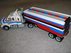 Lego 18-Wheeler