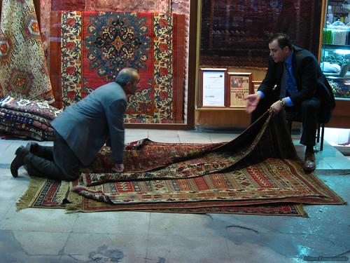 (Magic?) Carpets