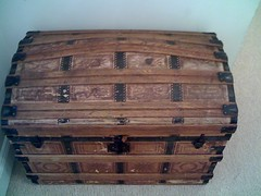 Our new chest!