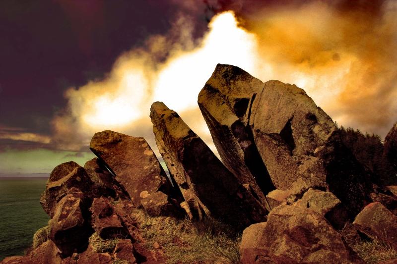 Vivian's Rock
