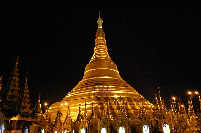 tourist attractions in burma   Beautiful burma