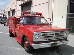 Rescue Squad 51 [TV Show Emergency] LA County Fire Truck - 1974 (MR38) Tags: show county rescue museum truck fire la tv firetruck dodge 51 squad emergency