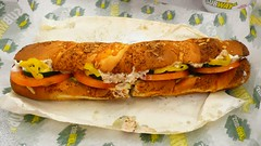 Subway (Slave Unit) Tags: food subway sub fast sandwich filipino