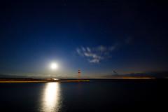 IMGP6370 (Bob West) Tags: longexposure nightphotography lighthouse ontario clouds lakeerie greatlakes fullmoon nightshots sigma1020mm erieau southwestontario bobwest eastlighthouseerieau