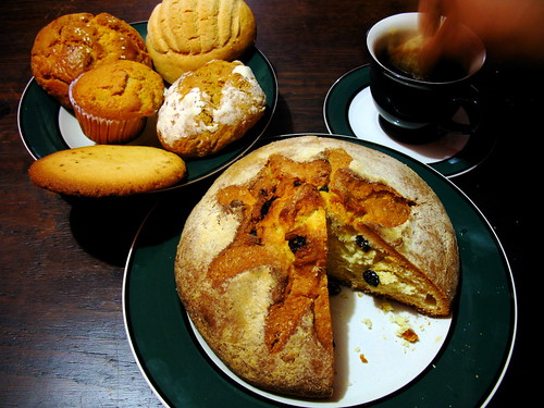 Guatemalan Sweet Bread Sampler